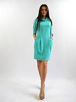 5175 Платье салатовый