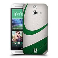 Пластиковый чехол для HTC One E8 узор Мяч для пляжного волейбола