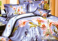 Love you  семейный комплект постельного белья Цветные Сны
