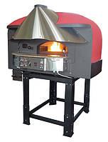 Печь для пиццы на дровах и газе MIX 85R Asterm