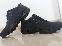 Кожаные мужские туфли Columbia