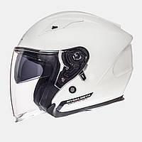 Мотошлем MT-Helmets Avenue SV pearl white
