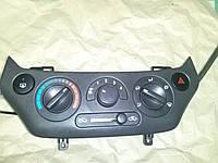 Панель управления отопителем Chevrolet Aveo T250 ЗАЗ Вида