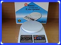 Кухонные электронные весы Domotec MS-400 до 10 кг