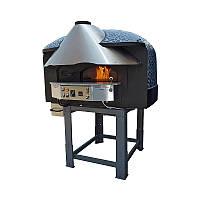 Печь для пиццы на дровах и газе MIX 85RK Asterm