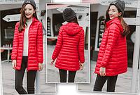 Женская модная весенняя курточка . Модель 2114, фото 5