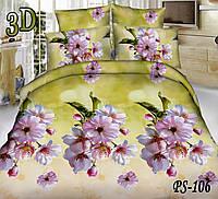 Комплект постельного белья Тет-А-Тет евро  PS-106