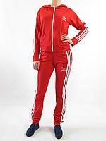 7668 Спортивный костюм красный