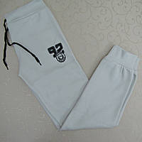 Спортивные брючки женские, cotton, Турция. Узкие спортивные штаны женские из хлопкового трикотажа.