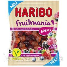 Желейные конфеты Haribo Fruitmania Berry, 200 гр