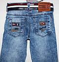 Стильные джинсы на мальчика (весна-осень)  4,5 лет, фото 3