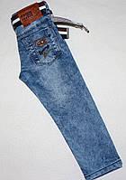Стильные джинсы на мальчика (весна-осень)  4,5 лет