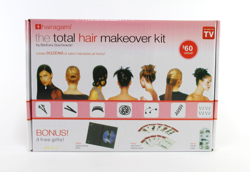 "Заколка ""beauty hair"" № 152 (100)"