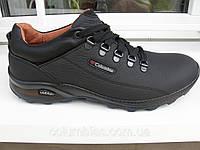 Обувь мужская полностью кожаная