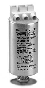 Импульсно зажигающее устройство (ИЗУ) Type Z400М Power 147707.02  VS