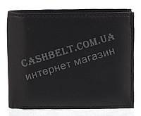 Стильний класичний чоловічий гаманець c міцної шкіри WENZ art. SC 625 220 чорний, фото 1