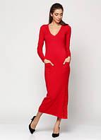 956 Платье красный