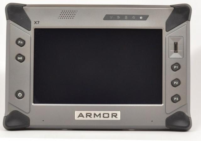 Защищенные планшеты DRS Armor