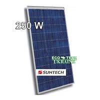 Suntech STP-250 солнечная панель (батарея, фотомодуль) поликристалл