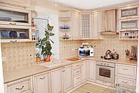 Кухня Светлана (массив дерева)