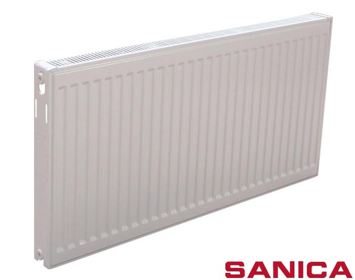 Радиатор отопления SANICA т11 300x1400 бок. подкл.