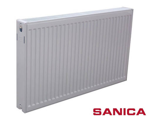 Радиатор отопления SANICA т22 300x500 бок. подкл.