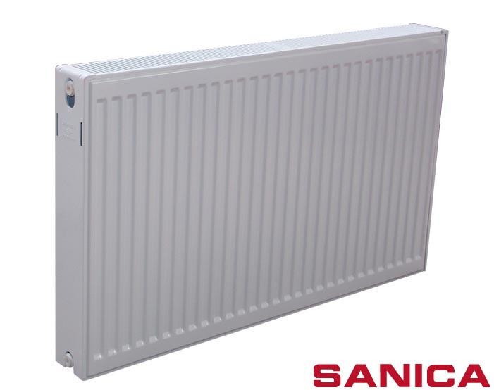 Радиатор отопления SANICA т22 300x600 бок. подкл.
