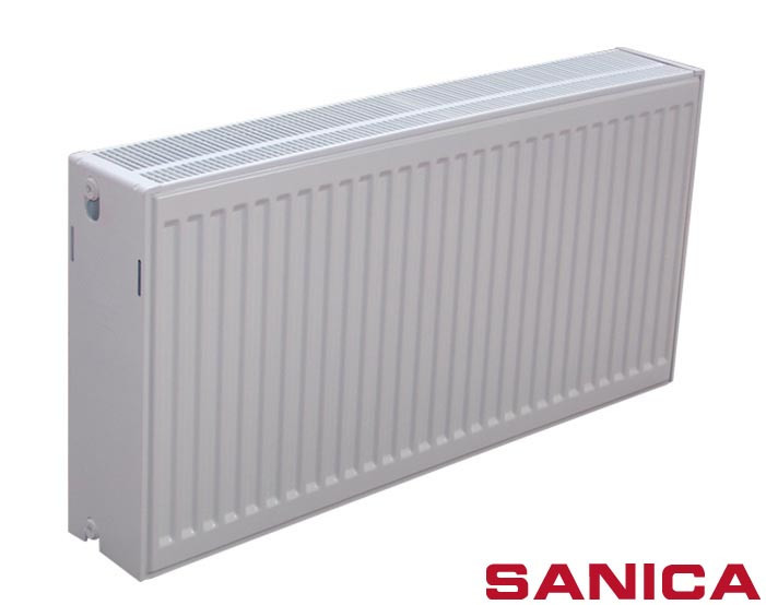 Радиатор отопления SANICA т33 300x1300 бок. подкл.