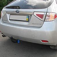 Фаркоп на Subaru Impreza хэтчбек (с 2007--) Субару Импреза
