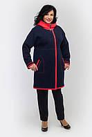Укороченное пальто Л-556