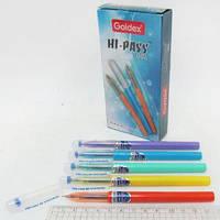 Ручка Goldex шарик. гел Hi-Pass Gel 921 (12)