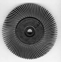 3M™ 27603 Scotch-Brite™ Bristle BB-ZB - Радиальная щетка, ø150Х12 мм, Р36, тип А, коричневый