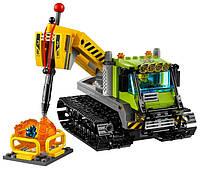 Лего LEGO City Гусеничная машина исследователей вулканов 60122