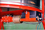 Медогонка 6-ти рамочная автоматическая под рамку Дадан. Модель 2 сенсорный блок управления, фото 6