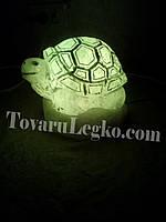 Лампа из соли - Черепаха (8 кг)