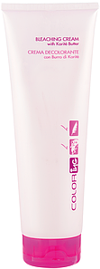 Легкий питательный осветляющий крем ING Professional Bleaching Cream with Karite Butter 300 г