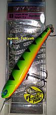 Воблер раттлин German Bay Vibe 80 mm 15.0 g (Колір C113) Герман, фото 2