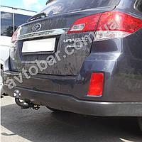 """Фаркоп """"Auto-Hak"""" на Subaru OUTBACK (2009-2014)"""