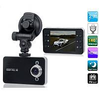 Автомобильный видеорегистраторDVR K6000, Регистратор в машину, Видеорегистратор для авто