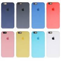 """Оригинальный силиконовый чехол для Apple iPhone 6/6s plus (5.5"""")"""