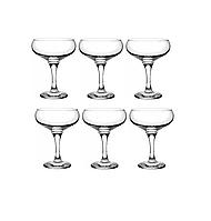 Pasabahce Bistro Набор бокалов для шампанского  275 мл 6 шт