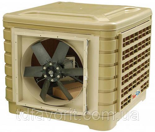 Вентилятор осевой охладителя воздуха Jhcool JH18APV-D