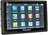 """Качественный GPS навигатор 5"""" Pioneer HD - 4Gb+Fm. Удобный и практичный навигатор. Купить. Код: КДН1512"""