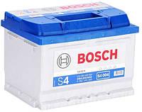 Аккумулятор Bosch 6 СТ-60-R S4 Silver 0092S40040