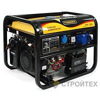 Бензиновий генератор FORTE FG8000EA з блоком автоматики