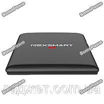 Приставка Smart TV Android TV BOX Nexbox NEXSMART D32 WI-FI, фото 3