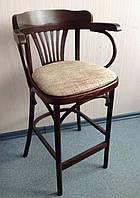 Мягкие барные кресла (стул ирландский арм) Н-650 мм