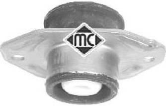Подушка двигуна / КПП на Opel Vivaro 2006-> 2,0 dCi L (ліва кругла) — Metalcaucho (Іспанія) - MC04447