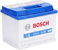 Аккумулятор Bosch 6 СТ-60-R S4 Silver 0092S40060