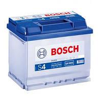 Аккумулятор Bosch 6 СТ-60-R S4 Silver 0092S40050